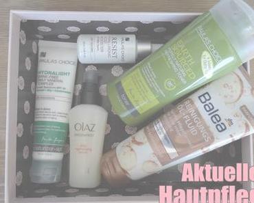 Aktuelle Hautpflege - Neuzugänge