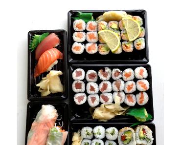 Einmal Sushi bitte! [Kooperation mit Lieferheld]