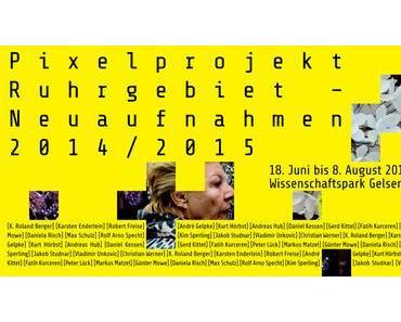 Pixelprojekt Ruhrgebiet — Neuaufnahmen 2015