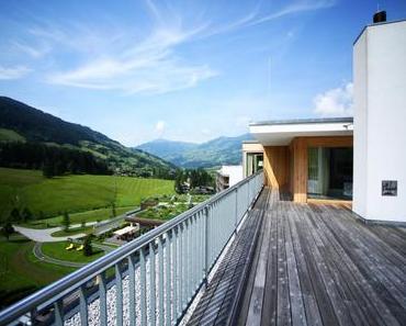 Die Penthouse-Suite im Kempinski Das Tirol: Wohnen wie auf einem anderen Stern