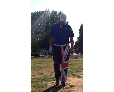 Ein tolles Golf-Wochenende liegt hinter mir