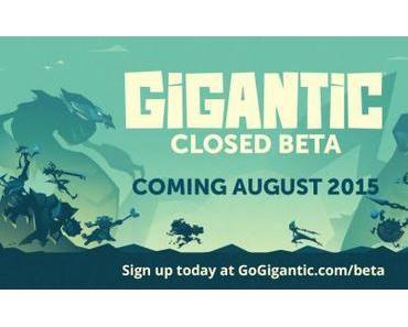 Gigantic: Neuer E3-Trailer und Startdatum für die geschlossene Beta
