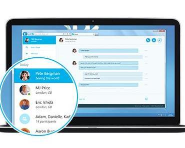 Skype for Web arbeitet ohne Client