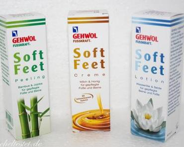 Gehwol Fusskraft Soft Feet Produkte