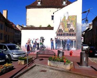 Durchs Burgund von Beaune nach Chagny