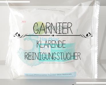 Garnier Hautklar Woche – 3 in 1 Klärende Reinigungstücher