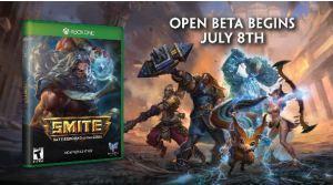 SMITE für Xbox One: Open Beta startet am 8.Juli