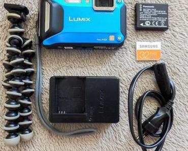 Panasonic LUMIX DMC-FT5 : Ein weiterer Reisebegleiter stellt sich vor