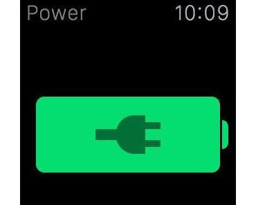 Power: iPhone Batterielaufzeit auf der Apple Watch anzeigen lassen