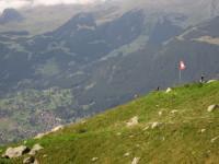 Schweiz  – Drei Tageswanderungen bei Grindelwald