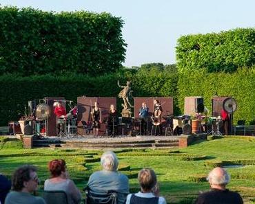 """Kunstfestspiele Herrenhausen 2015 Hannover - Nachlese: Beispiel """"Naturale"""", Das Neue Ensemble Stephan Meiers"""