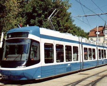 Zürichs Schleichtrams