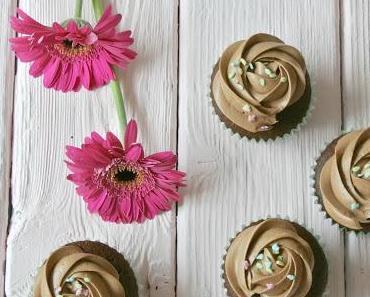 Schoko Cupcakes mit Milka