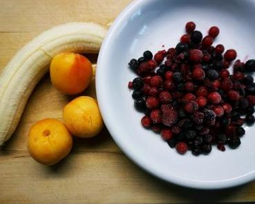 Berry-Banana-Apricot-Shake