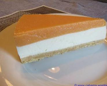 Aprikosen-Buttermilch-Torte