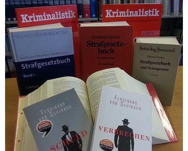 Rezension: 'Verbrechen' und 'Schuld' von Ferdinand von Schirach (2 Bücher)