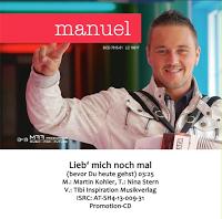 Manuel - Lieb Mich Noch Mal (Bevor Du Heute Gehst)