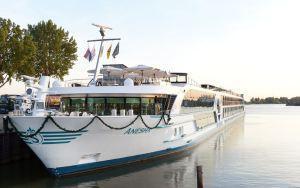 Vorhang auf: Phoenix Reisen präsentiert neues Flaggschiff MS Anesha