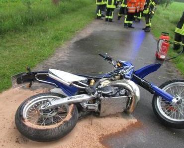 Tödlicher Motorradunfall Revenahe