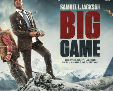 Review: BIG GAME - Samuel L. Jackson ist Präsident
