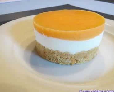 Aprikosen-Buttermilch-Törtchen