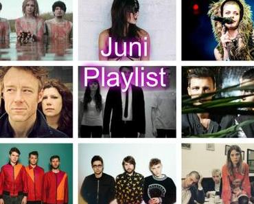 Playlist Juni: Mit Kafka Tamura, Years & Years, PILLARS, Kovacs, Everything Everything, Porcelain Raft und mehr!