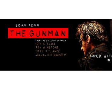 Review: THE GUNMAN - Sean Penn als Söldner mit Gewissen