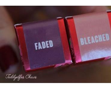 Limecrime Faded & Bleached