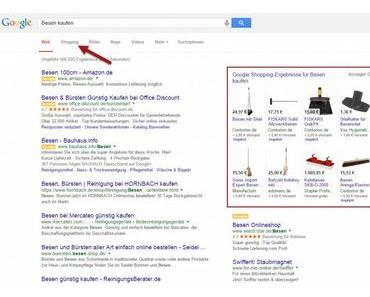 5 W-Fragen zum Thema Google Shopping für Onlineshops