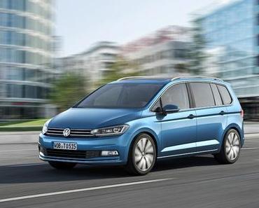 VW Touran  –  Komplett neu konzipierter Kompaktvan
