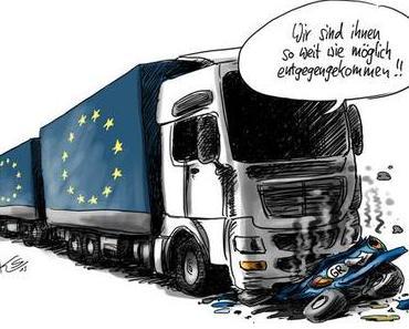 Irre Griechen? Wie viel Demokratie verträgt Europa?