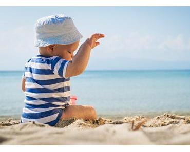 Sonnenschutz für Dein Baby – das brauchst Du jetzt!