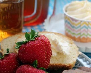 Picknick und Eistee – Teatime Juli