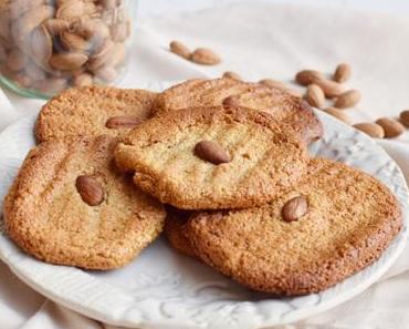 Mandel-Tahini-Cookies