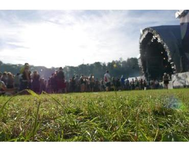 Festivals: So(nnig) war das Openair St.Gallen 2015