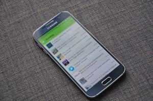 Samsung Galaxy J1 bei Aldi Nord