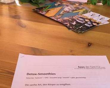 Detox-Smoothies: Tipps und Lieblingsrezepte