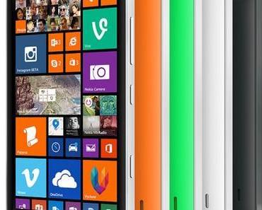Microsoft streicht die Lumia-Reihe zusammen