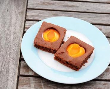 Kakao-Marillenkuchen