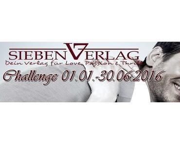 [Challenge-Ankündigung] Sieben Verlag 2016