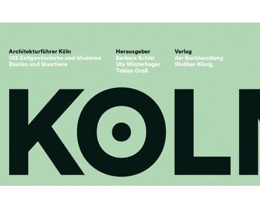 Architekturführer Köln
