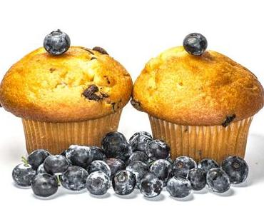 Tag des Blaubeermuffin – der US-amerikanische National Blueberry Muffin Day