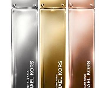 Michael Kors: The Gold Fragrance Collection