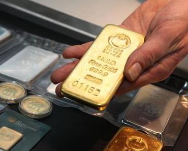 Angst vor Griechenland-Krise führt zu Gold-Boom in Österreich