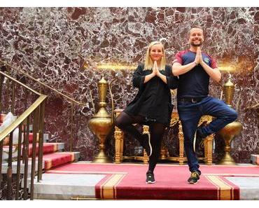 Yoga als Lebensretter – Von einer Boygroup-Weltkarriere in den Ashram