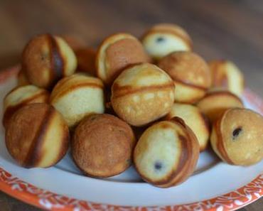 Cake Pops Basis Rezept für den Tchibo Cake Pop Maker
