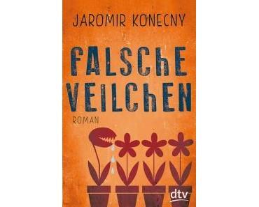 [Rezension] Falsche Veilchen von Jaromir Konecny