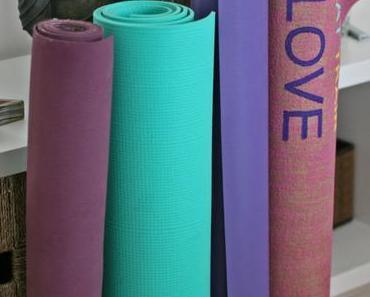 Meine Empfehlungen: Die besten Yogamatten für Zuhause, den Yogakurs, auf Reisen oder Outdoor