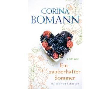 [Rezension] Ein zauberhafter Sommer von Corina Bomann