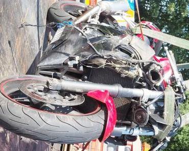 Tödlicher Motorradunfall Harsefeld